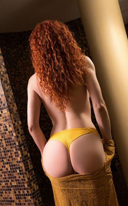 Anna Redhead Lisbon escort