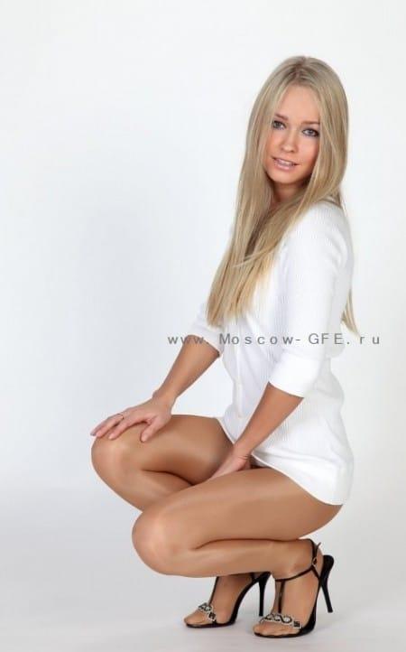 Diana GFE Moscow escort